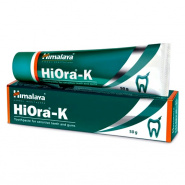 Hiora-K Toothpaste Himalaya Herbal Healthcare