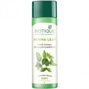 Bio Heena Leaf Fresh Texture Shampoo & Conditioner For Greying hair