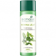 Bio Heena Leaf Fresh Texture Shampoo & Conditioner For Greying hair Biotique