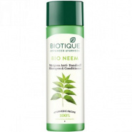 Bio Neem Margosa Anti-Dandruff Shampoo & Conditioner Biotique