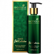 BXL Cellular Foaming Cleanser For All Skin Types Biotique