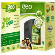 Geo Natural Panch Tulsi Drops Essential Oil (20ml)