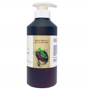 Shampoo against hair loss with extract of Highlander Moran