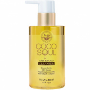 Hair & scalp cleanser Coco Soul