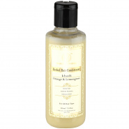 Herbal Hair Conditioner Orange & Lemongrass Khadi