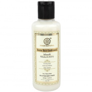 Herbal Hair Conditioner Shikakai & Honey SLS paraben free Khadi