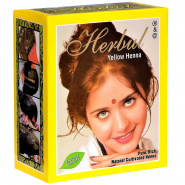 Herbal Henna Gold (Yellow)