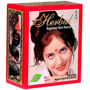 Herbal Henna Supreme Red