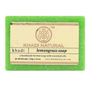 Herbal Lemongrass Soap Khadi
