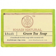 Greentea Soap Khadi Herbal