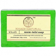 Herbal Neem Tulsi Soap Khadi