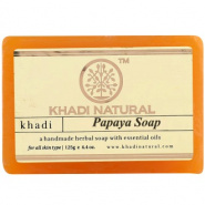 Papaya Soap Khadi Herbal