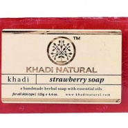 Khadi Herbal Strawberry Soap