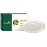 Bio Morning Nectar Skin Soap Flawless Skin Soap Biotique