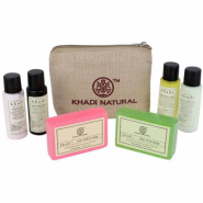 Herbal Travel Set Khadi
