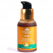 Facial Serum Nourishing Jasmine Organic India