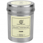 Rose herbal face Mask Khadi