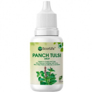 Scorlife Panch Tulsi Drop (30ml)