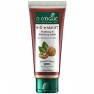 Bio Walnut Purifying & Polishing Scrub Biotique